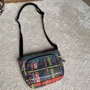 Vera Bradley Crossbody Nylon Bag